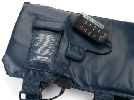 Rider Review - Equilibrium Therapy Massage Pad