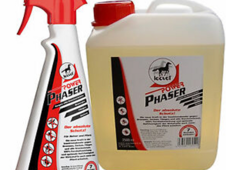 Power Phazer - Fly & Insect Repellant