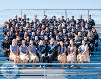 Group Marching Band Photo