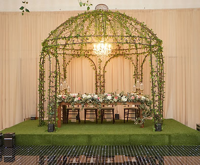 Backdrops and Draping for Weddings Byancas Event
