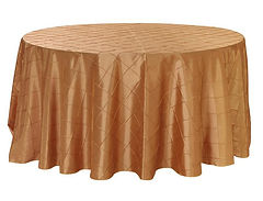 table linen Crinkle Taffeta
