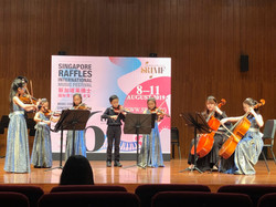 Singapore Raffles Music Festival
