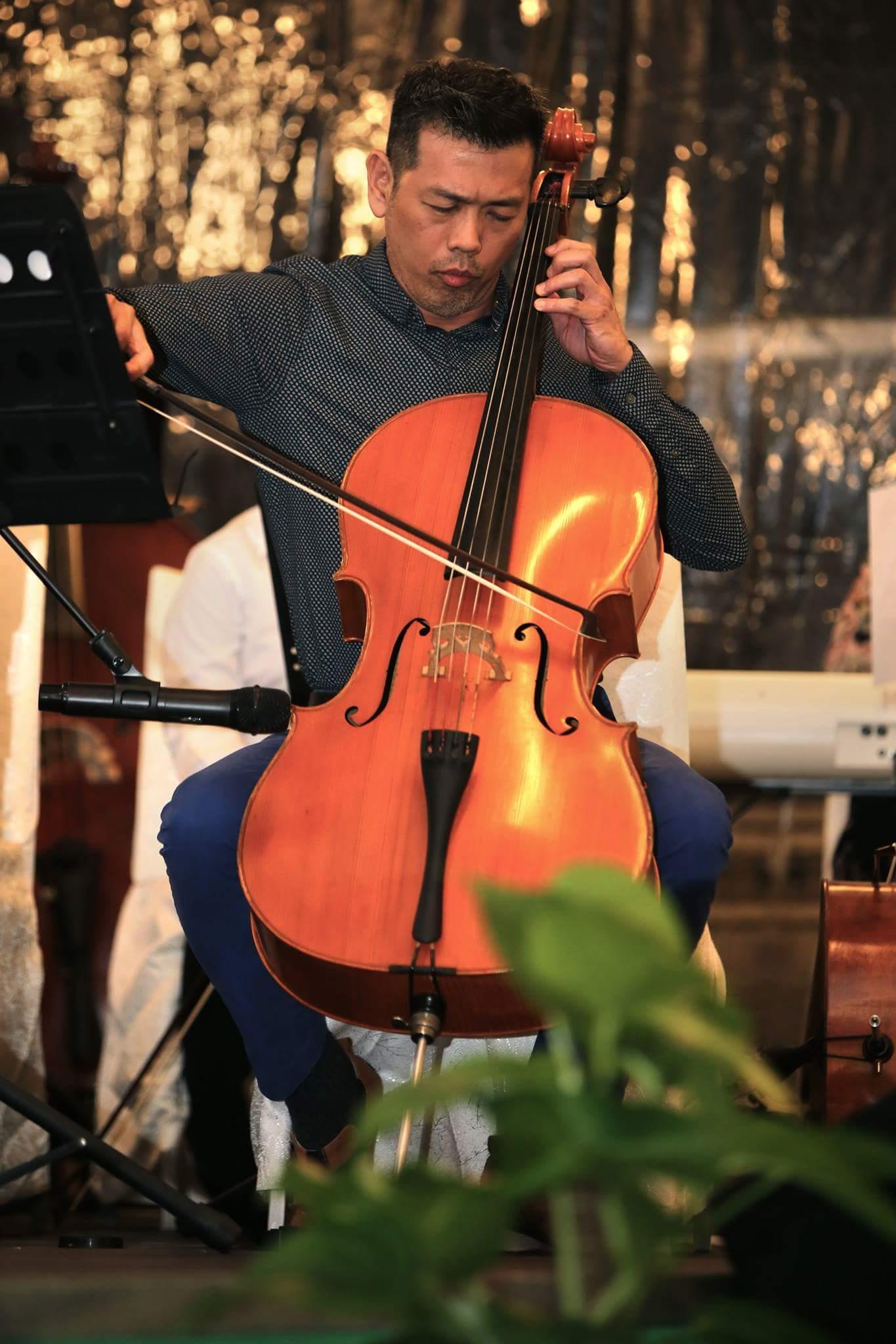 Guest Artiste Mr. Chan Wei Shing
