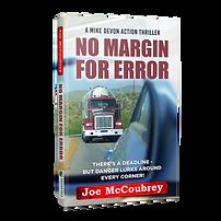 Joe McCoubrey - No Margin For Error book