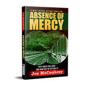 Joe McCoubrey - Absence of Mercy book