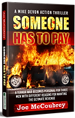 Joe McCoubrey - Someone Has To Pay book