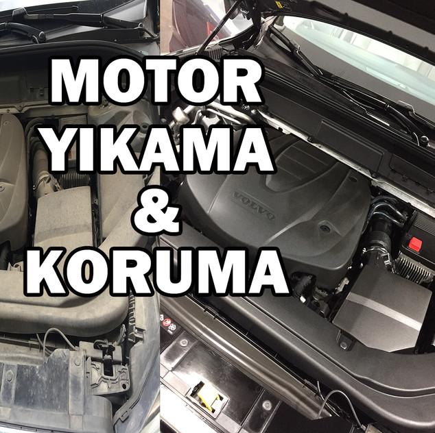 Motor Yıkama & Koruma
