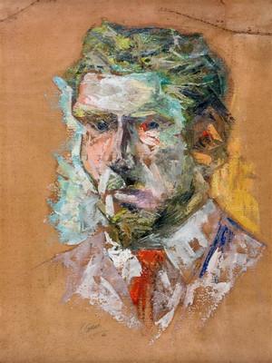 Portrait (10 mins sketch) II