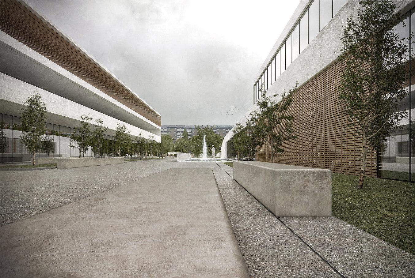Multifunctional Center