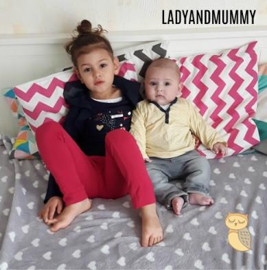 Lookbook Kids (Aaron & Alyssa)