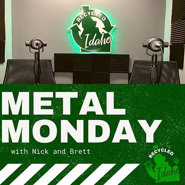 Metal Monday Podcast