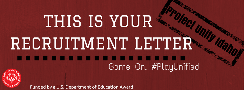 THIS IS YOUR RECRUITMENT LETTER