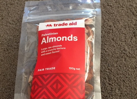 Trade Aid Almonds