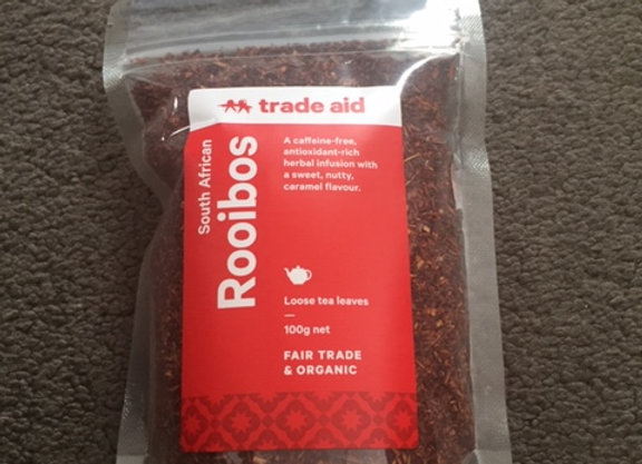 Trade Aid Rooibos Tea