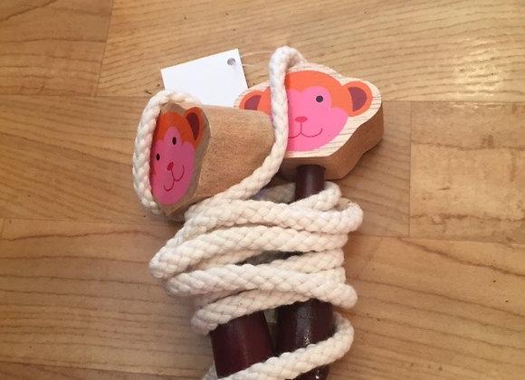 Skipping rope - monkey