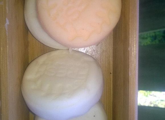 Fresh Beauty Bar's nourishing and oily shampoobars