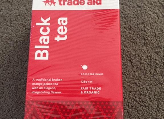 Trade Aid Black loose tea