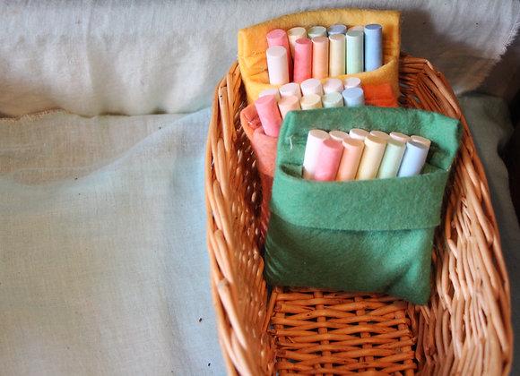 Chalk pouch