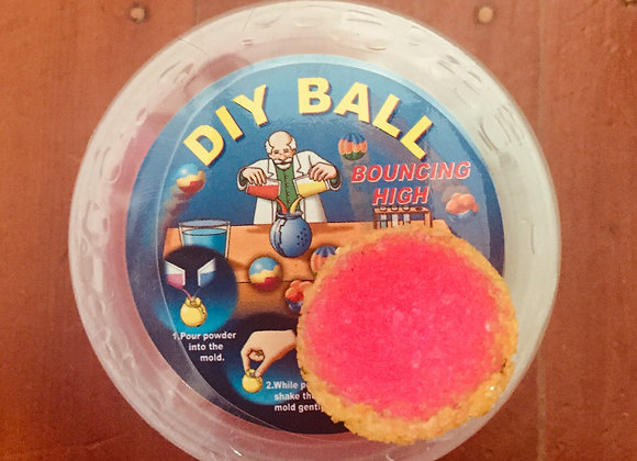 DIY Hi Bounce Ball kit