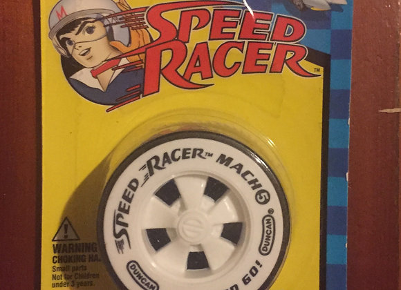 Speed racer yo-yo