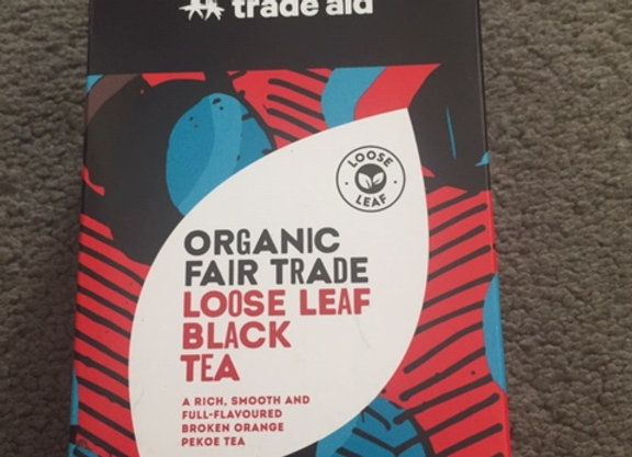 Trade Aid Black loose tea
