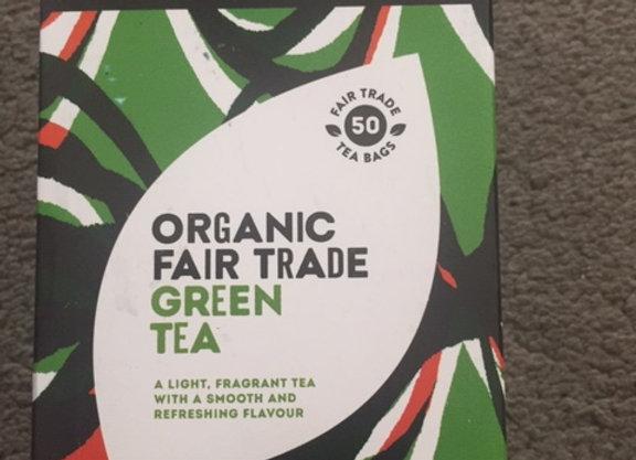 Trade Aid Green Tea