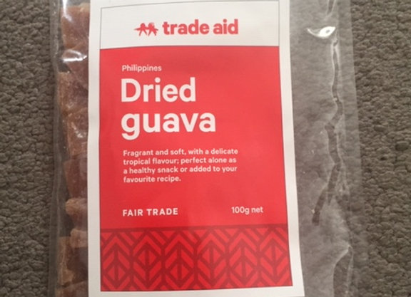 Dried guava