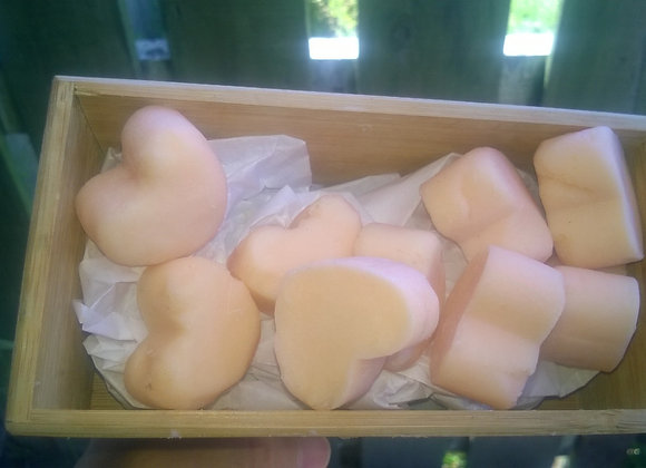 Fresh Beauty Bar's small trial size shampoo bars