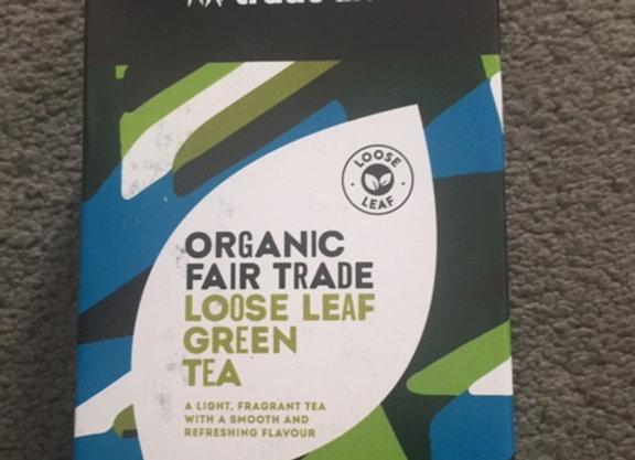 Trade Aid Loose Green Tea