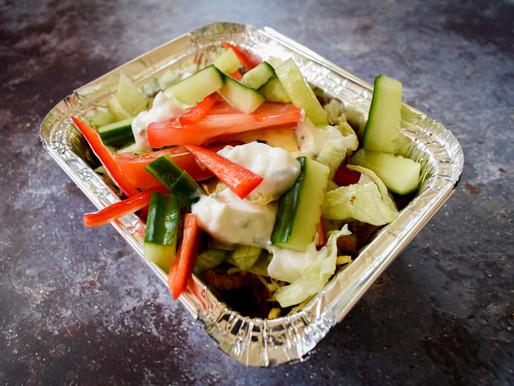 Vegetarische/ gezondere kapsalon!