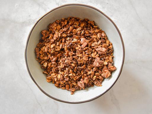 Granola (fodmap-low)