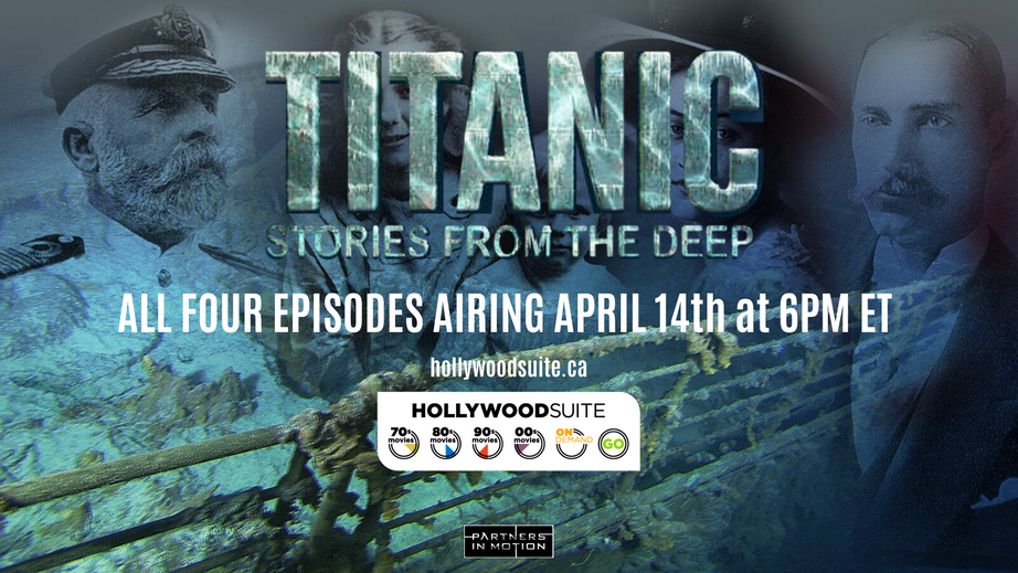 Titanic - Stories from the Deep