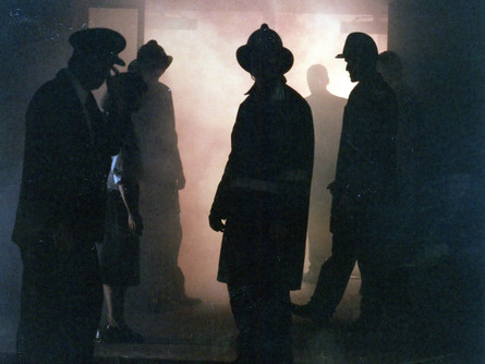 """""""On This Day"""" The Cocoanut Grove Fire, October 28,1942"""