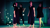 PHYSICAL THEATER SHOW at Jazz Train Stud