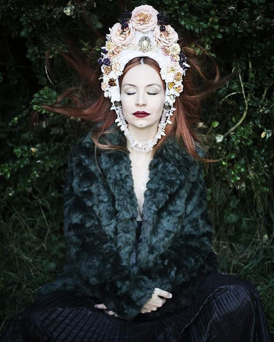 Anne Vercasson by Sophie Boss, Versaille