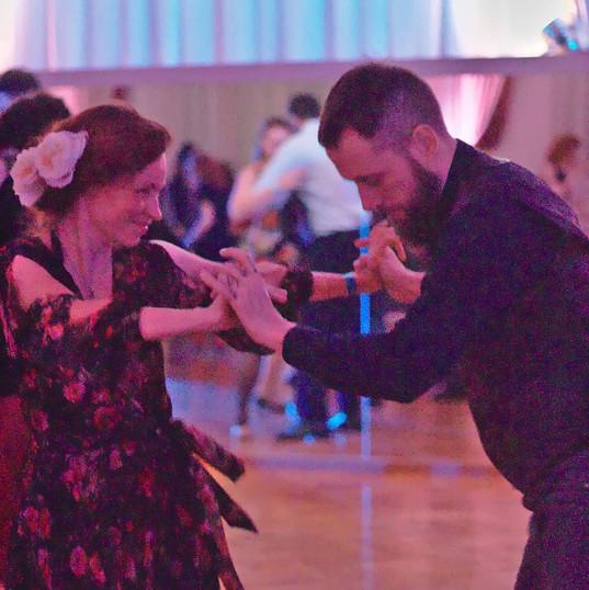 DUO BLUES DANCE avec Anne Vercasson et G
