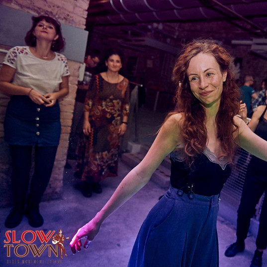 SOLO BLUES dance avec Anne Vercasson au