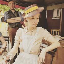 RECONSTITUTION HISTORIQUE 1940 avec Anne