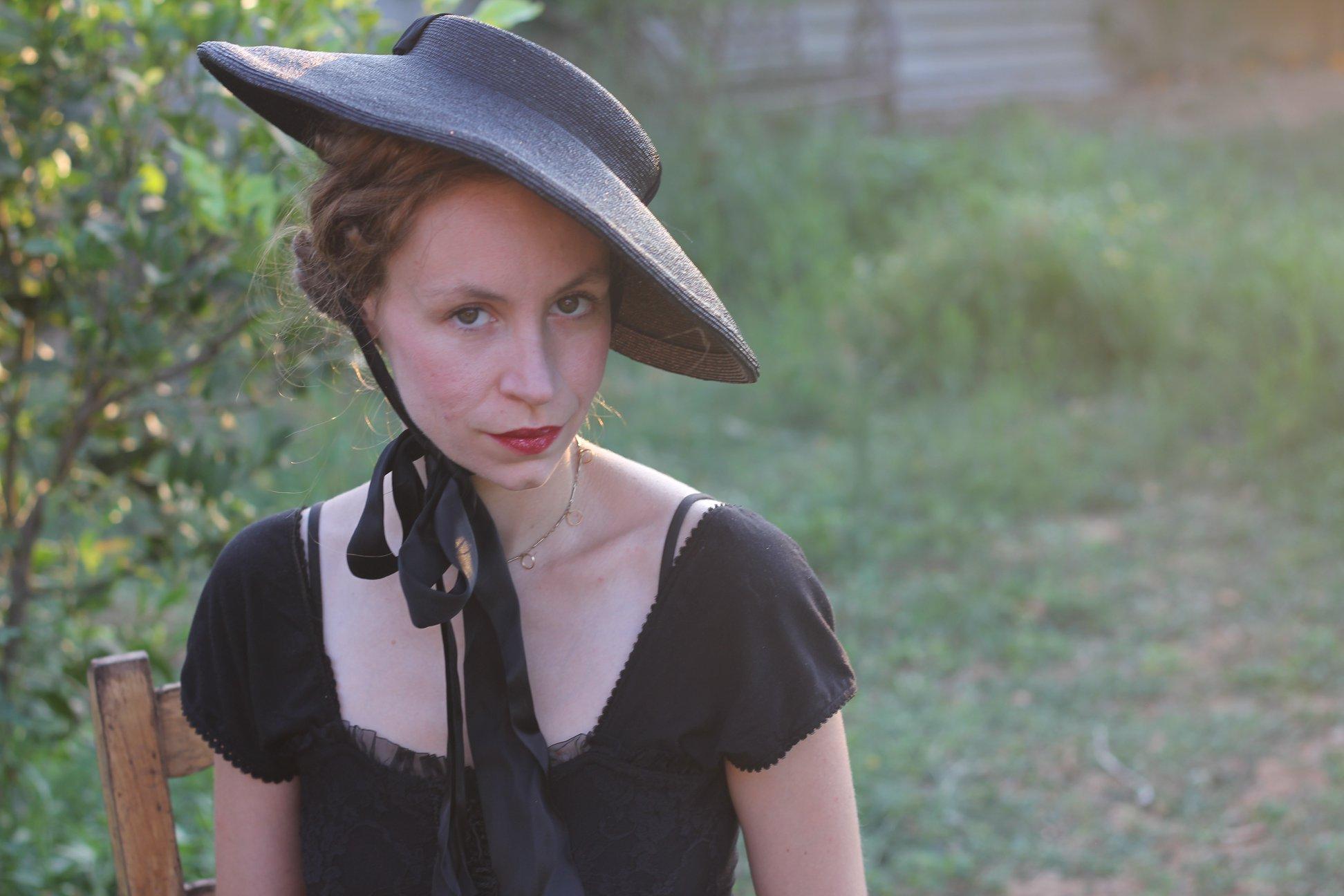 Portrait simple Anne Vercasson