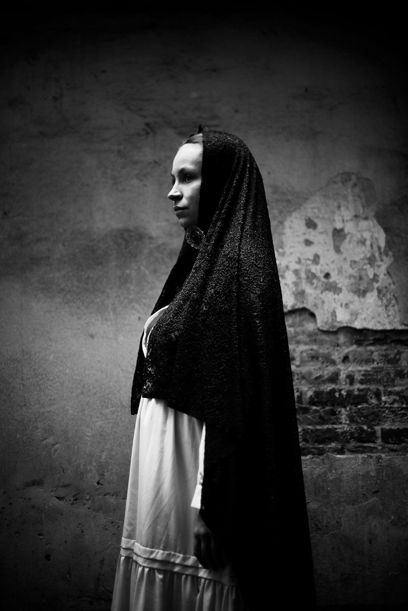 RUSSIAN SPIRIT Anne Vercasson by Isaure