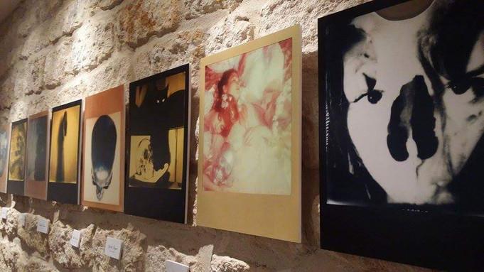 POLA SKULL exhibition