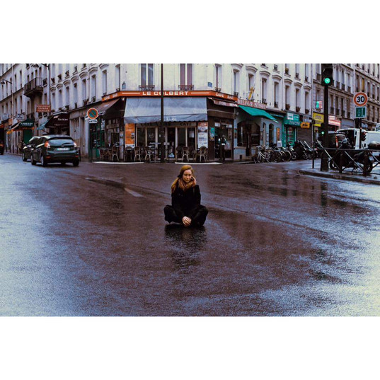 Lost in Paris with Anne Vercasson by Ser