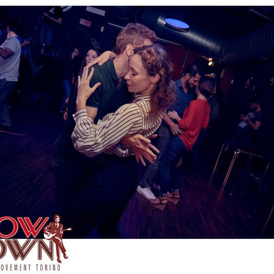 DUO BLUES DANCE avec Anne Vercasson au S