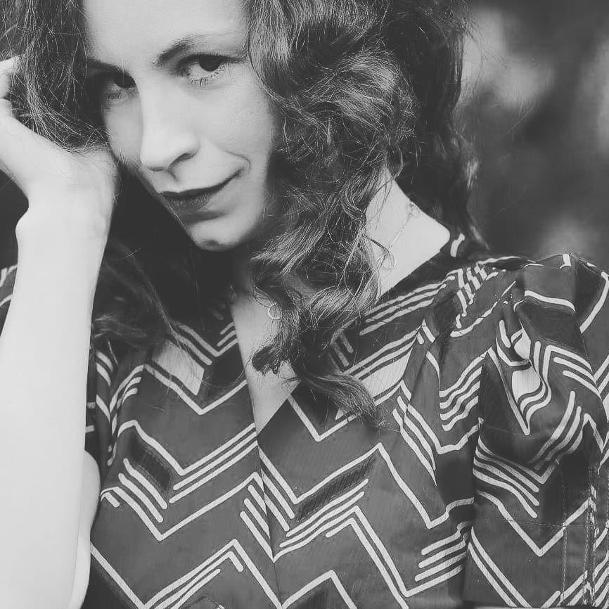 Portrait Anne Vercasson by Panos