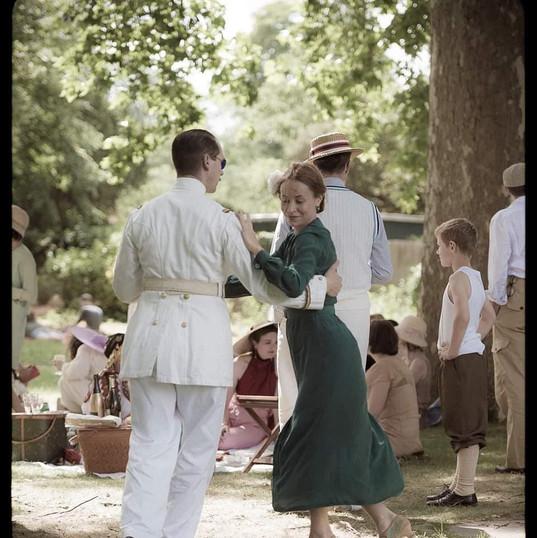VINTANGE DANCE swing avec Anne Vercasson