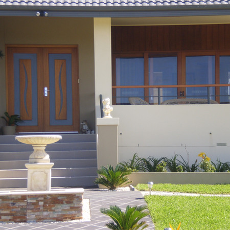 Standard Housing with Feature Design