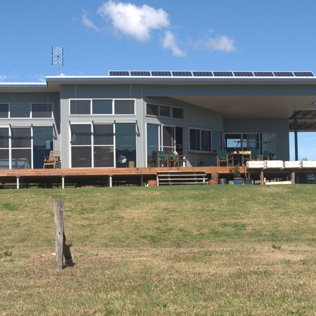 Rural Custom Off Grid Passive Solar Design Macleay NSW