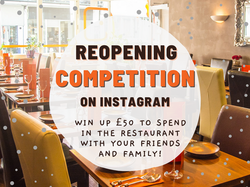 REOPENING COMPETITION