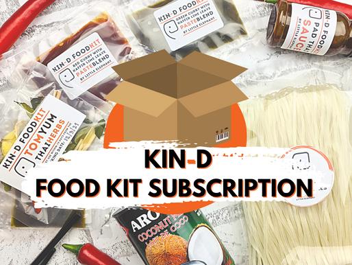 KIN-D FOOD KIT SUBSCRIPTION