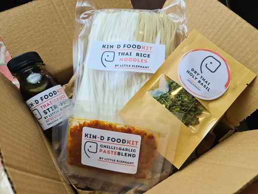 New Food Kit Of The Month: PAD KEE MAO